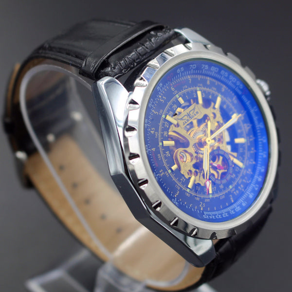 Automatic Golden Rare Mens Watch