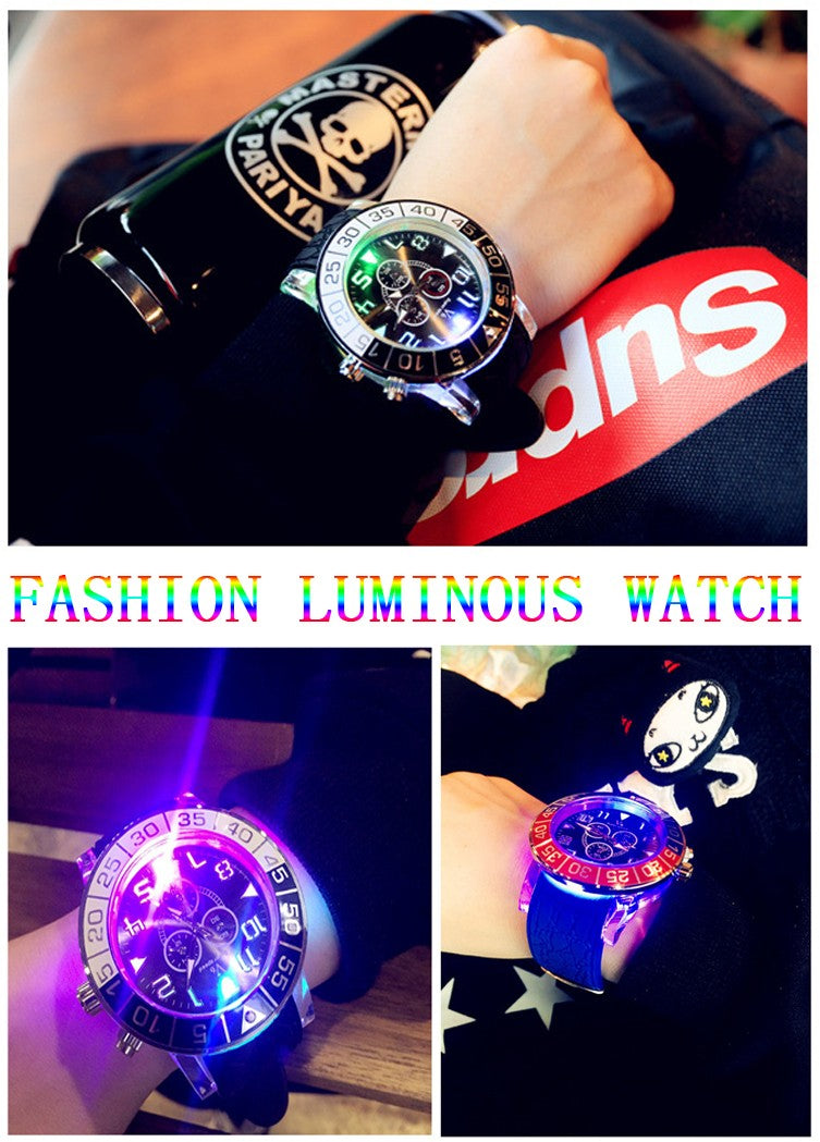 Different Style Mens Watch