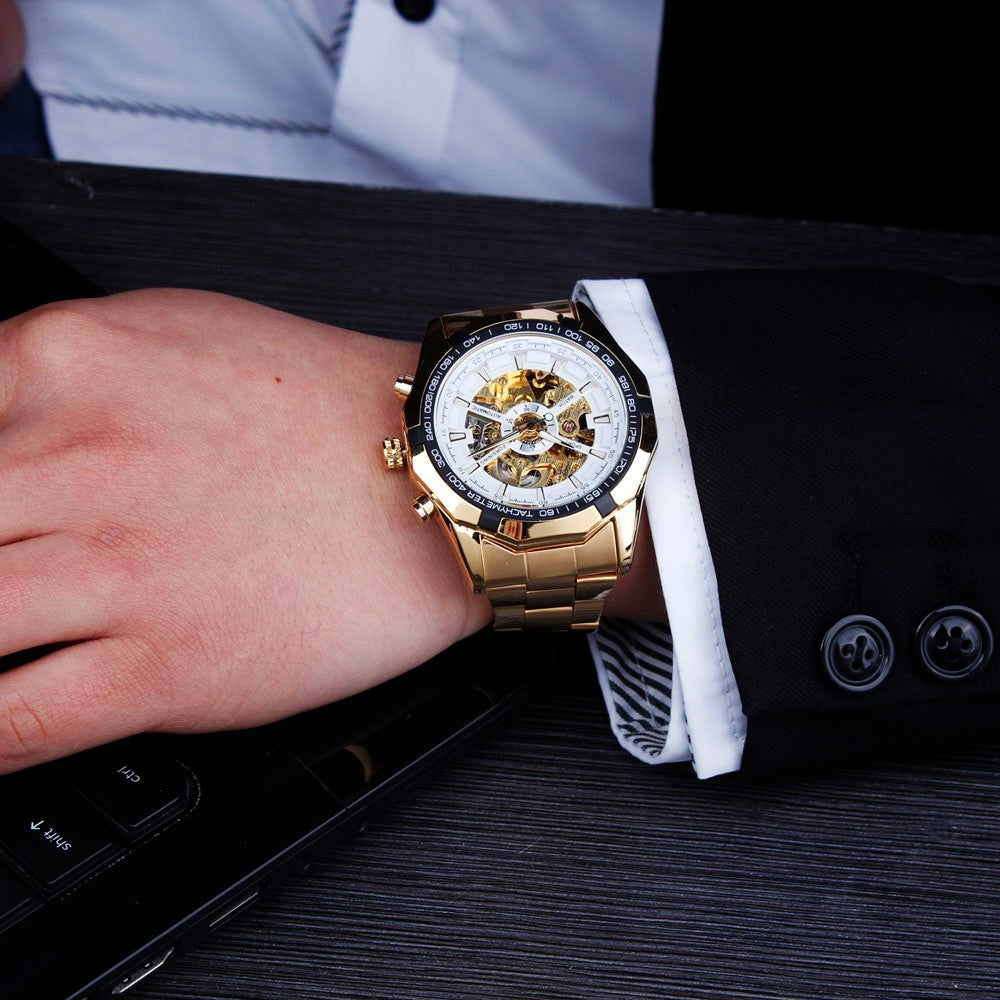 Automatic Luxury Dial Mens Watch