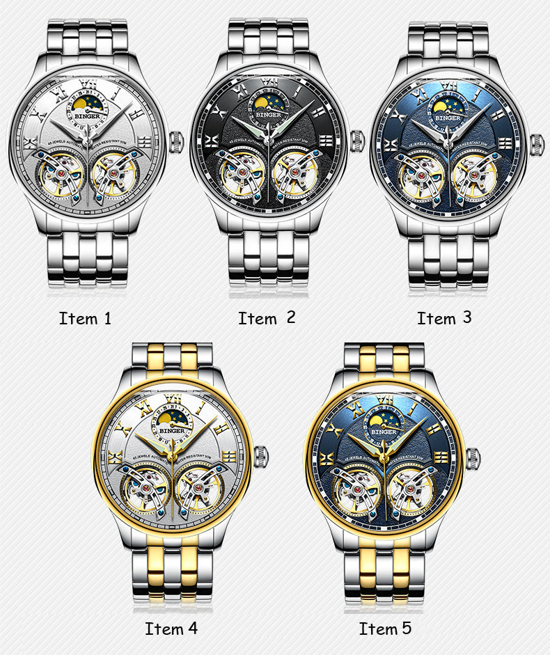 Automatic Luxury Mans Watch
