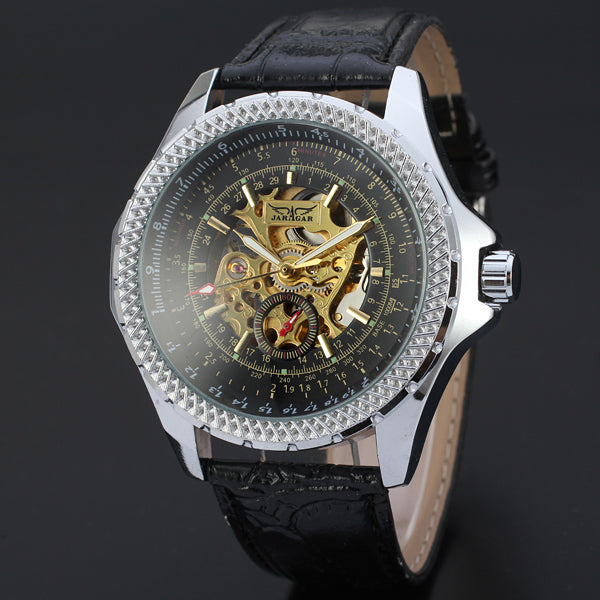 Automatic Chronograph Mens Luxurious Watch