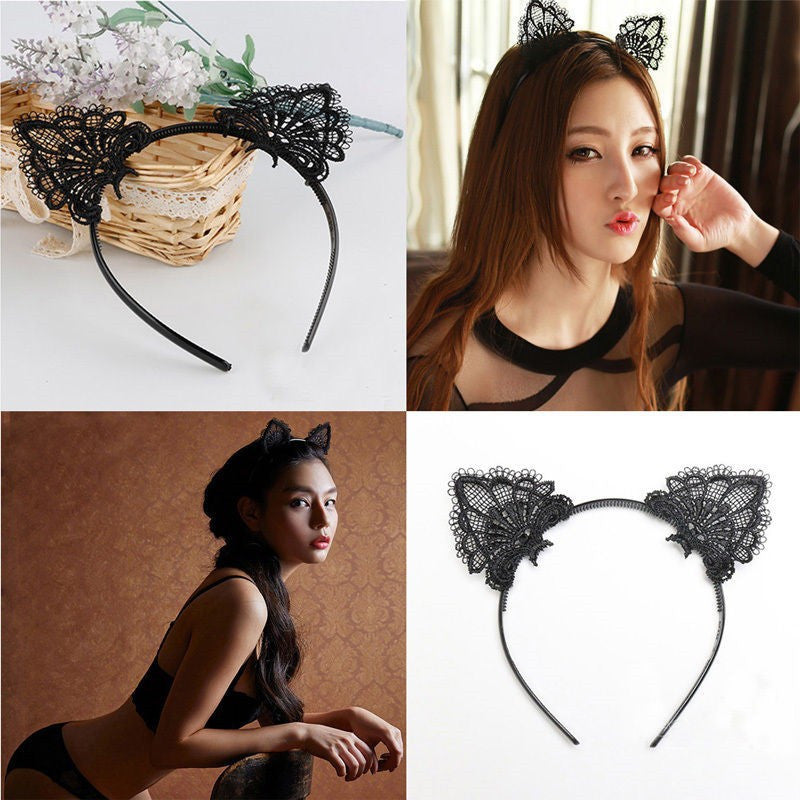 Cat Ear Hair Band