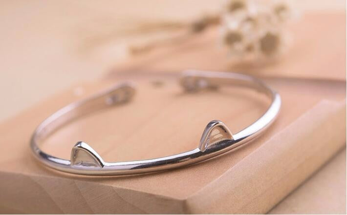 Cat Ear Bangle