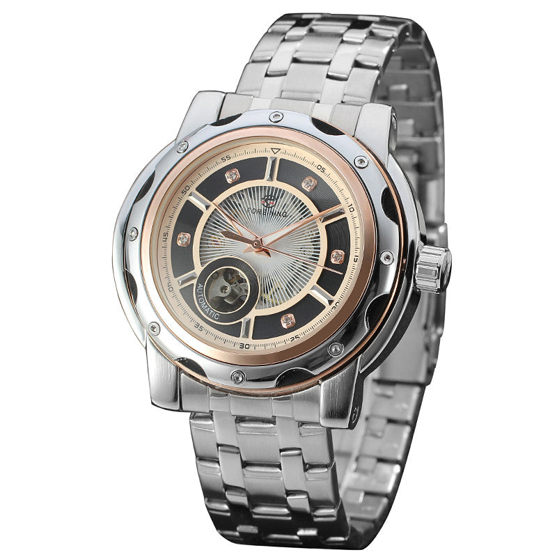 Automatic Sporty Dial Mens Watch