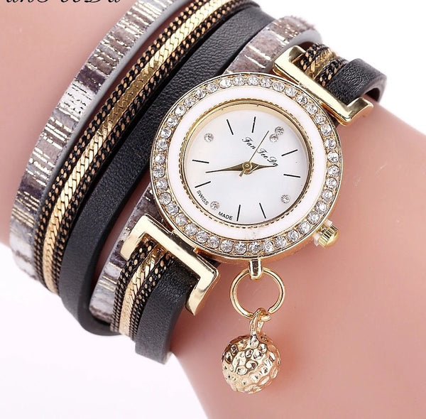Beautiful Bracelet Watch Multi
