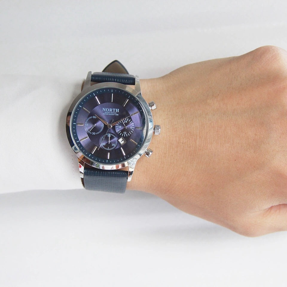 Classy Fashion waterproof for the day look watch ..
