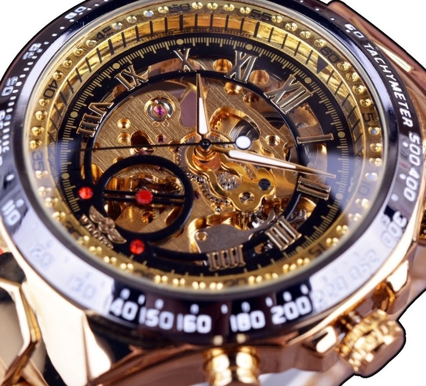 Automatic opulent collection Men wrist Watch