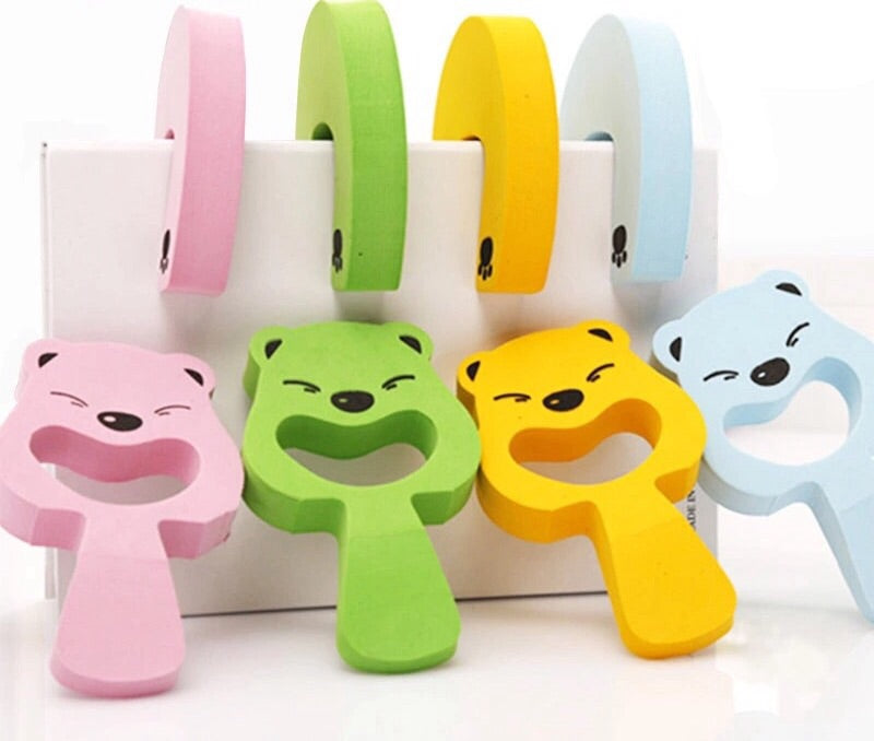 Baby protection stopper and holder lock , Safety Guard Finger Protect
