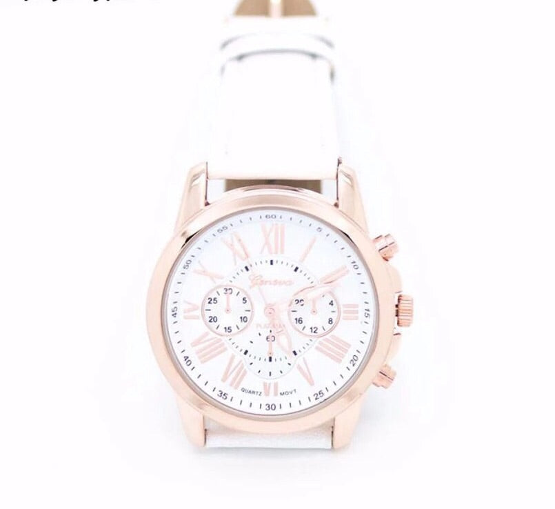 Sober Chronograph Womens  Watch