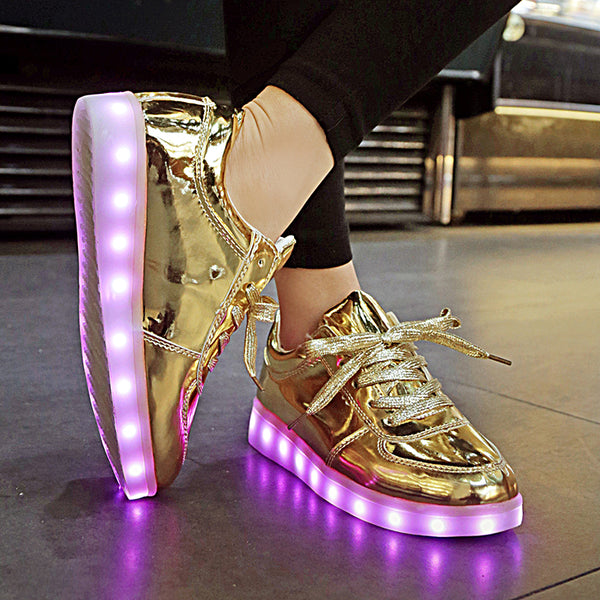 Led Comfortable Unisex Sneakers