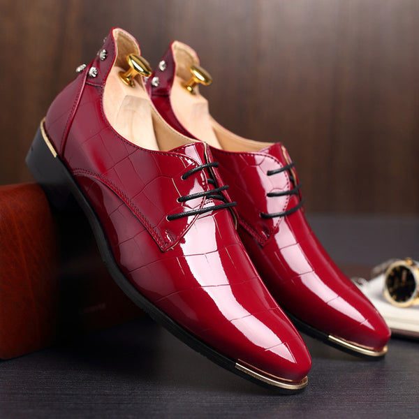 PU leather Fashionable Mens Shoe