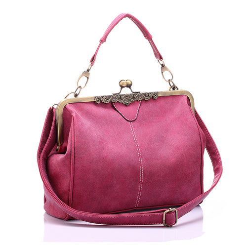 new retro women messenger bags small shoulder bag high quality PU leather tote bag small clutch handbags