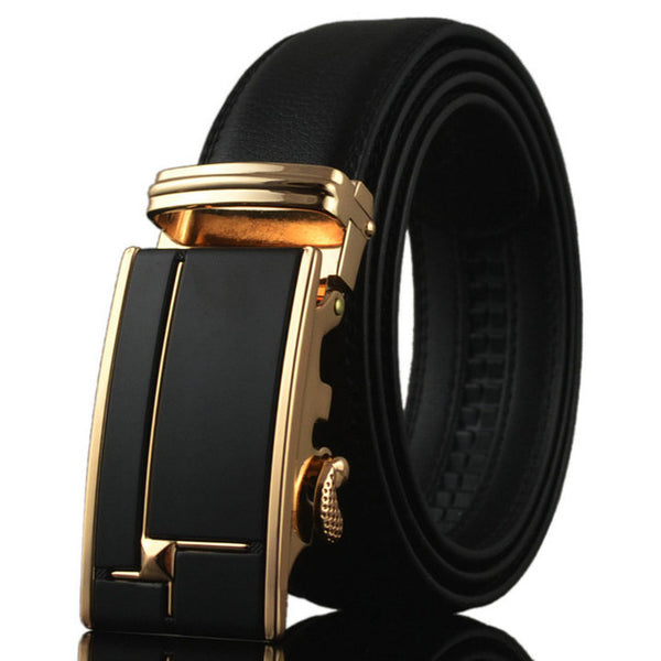 New Designer Men High Quality Mens  Genuine Leather Belt For Men
