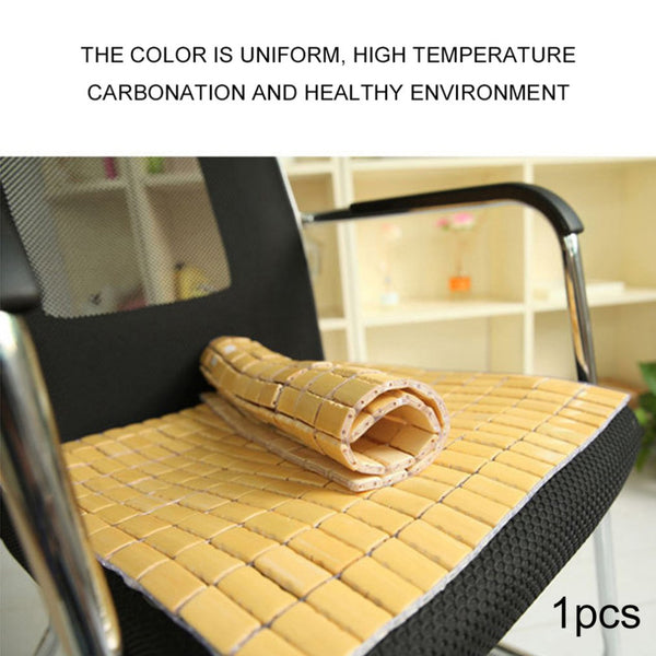 Car Bamboo Summer mat for Car Seat , Chairs , Sofa
