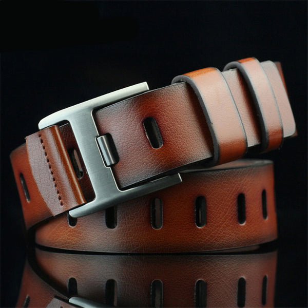 Masculino Pin Buckle Mans Belt