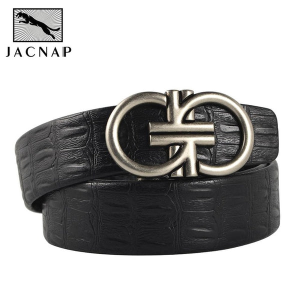 Hot designer belt men high quality luxury camel cowboy masculine soft creative belts