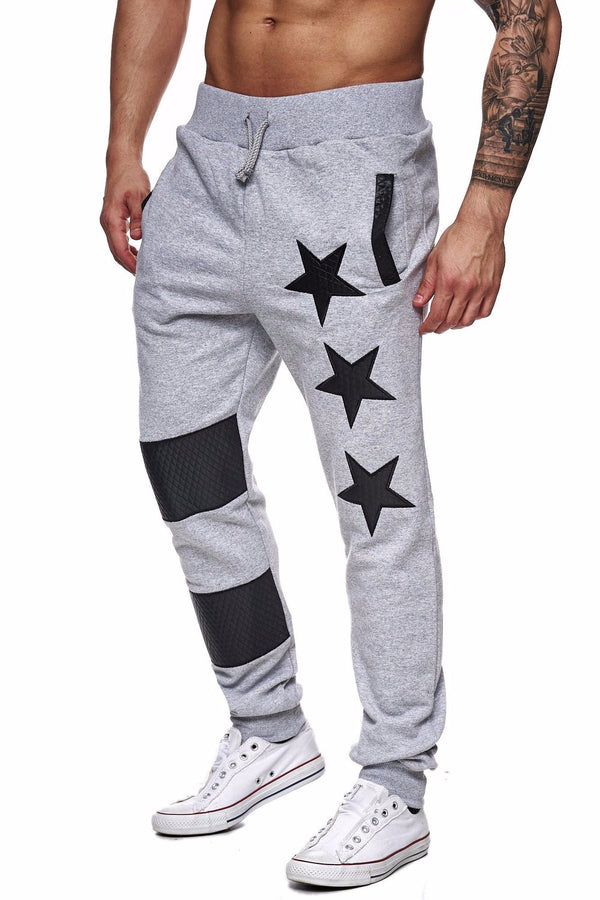 2018 MEN pants for winter baggy tapered bandana pant hip hop dance harem sweatpants drop crotch pants men parkour track trousers