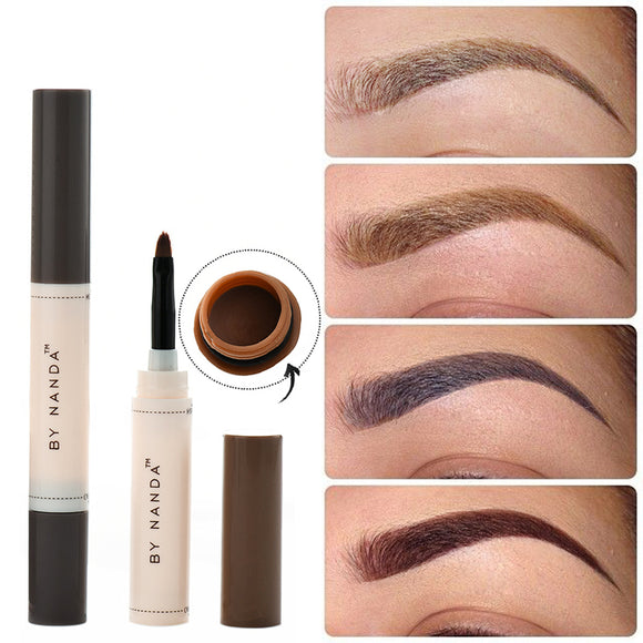 Waterproof Tint My Brows Gel Long Lasting Henna Eyebrow Tattoo Accessories FREE SHIPPING, [PerfecTrends_4U]