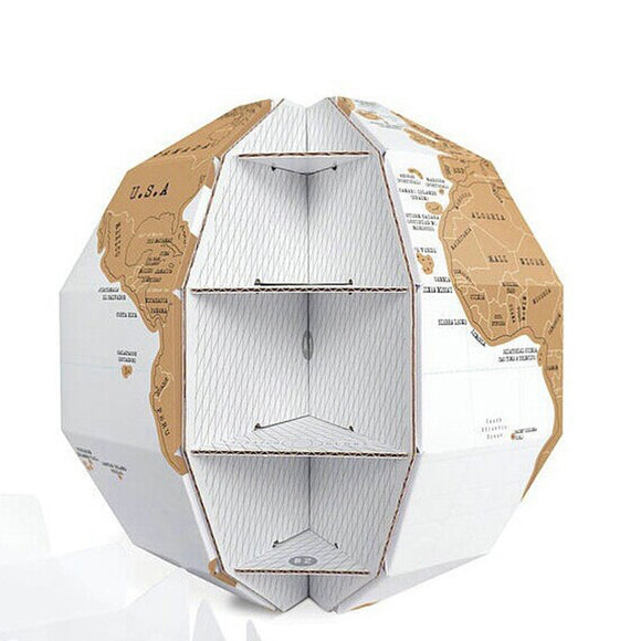 3D Scratch Globe World Map Build Explore Trendy Scratch Travel Map Life Style Gadgets
