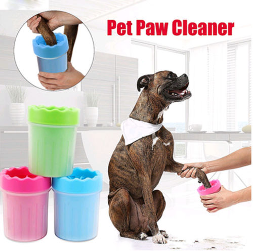Pet Foot Washer Cup MudBuster Pet's Gadgets, [PerfecTrends_4U]