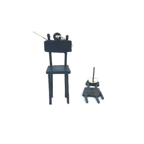 Square Chair Earring