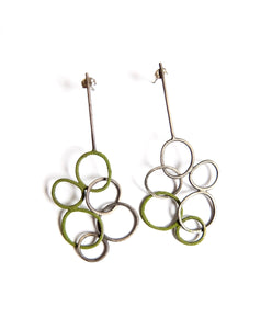 Green Awa Earring