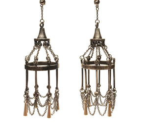 Chain Chandelier Earring