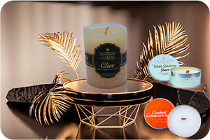 Scented & Pillar Candles