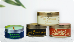 Sparrow Space Candles Gift Pack
