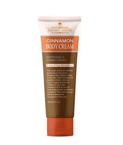 Cinnamon Body Cream – 200ml
