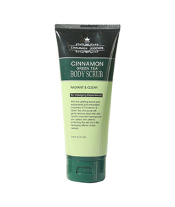 Cinnamon Green Tea Body Scrub – 200ml