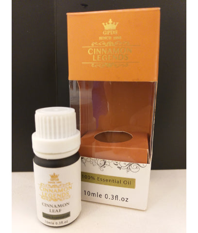 Cinnamon Leaf Oil – 10ml