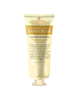 Cinnamon Vanilla Hand Cream – 50ml