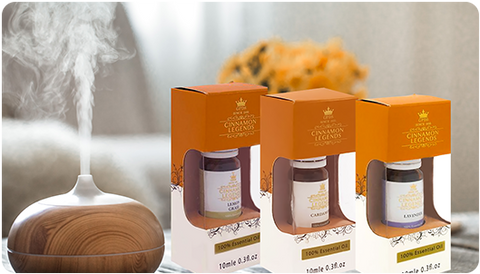 Sparrow Space Essential Oil Gift Pack