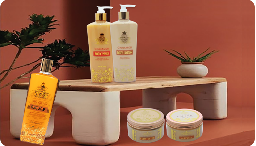 Sparrow Space Spa at Home for Festive Season Gift pack
