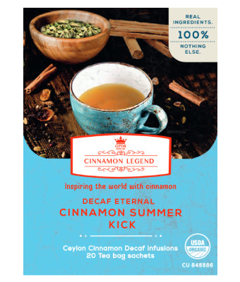 Cinnamon Summer Kick