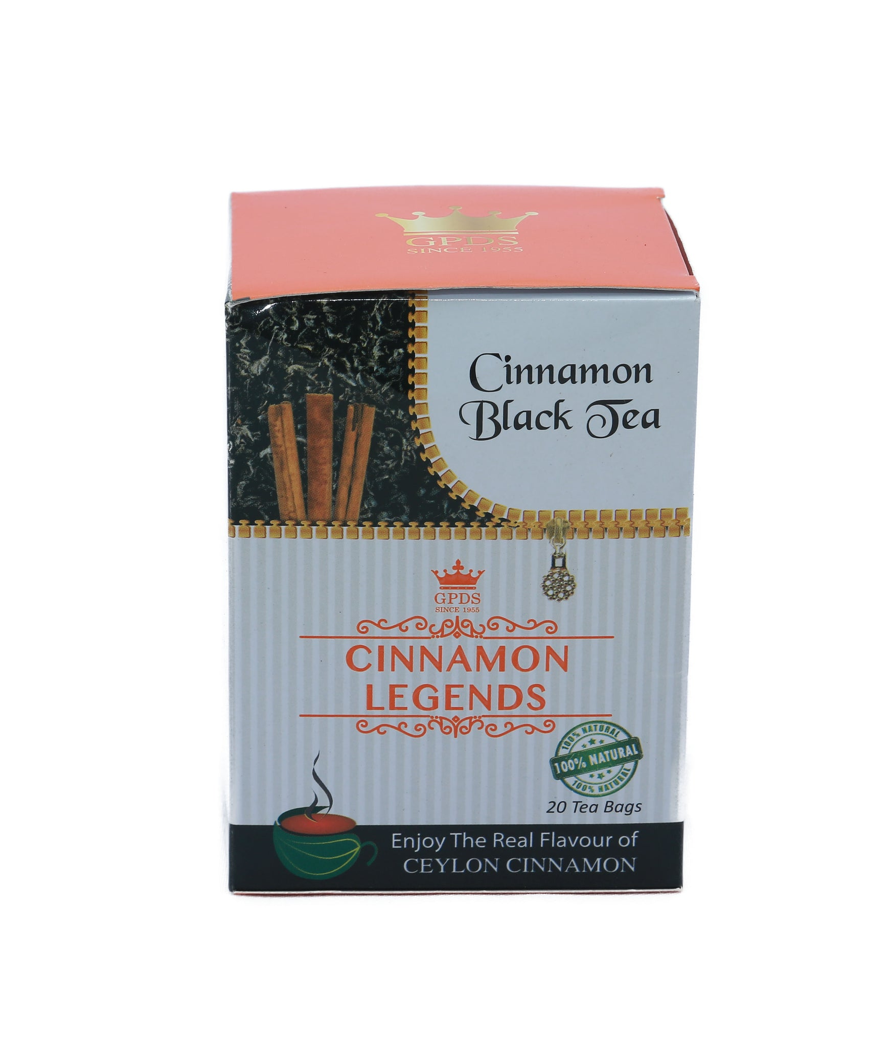 Ceylon Cinnamon Black Tea