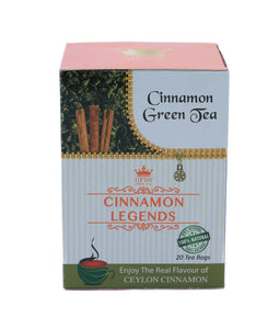 Ceylon Cinnamon Green Tea