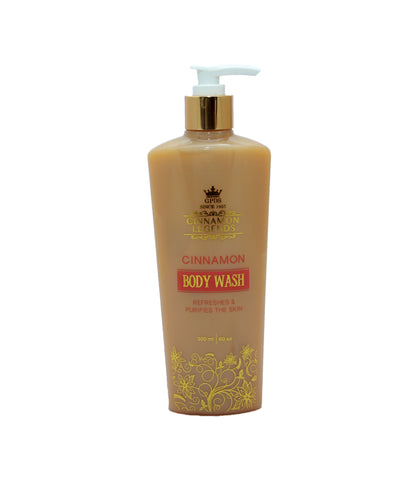 Cinnamon Body Wash - 300 ml