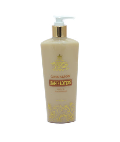 Cinnamon Hand Lotion – 300ml