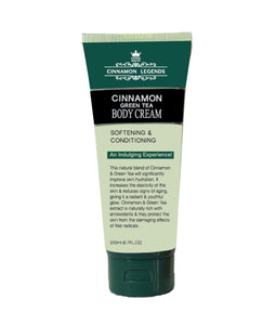 Cinnamon Green Tea Body Cream – 200ml