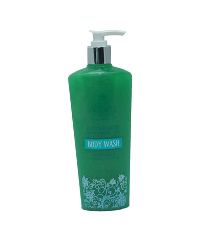 Cinnamon with Green Tea Body Wash – 300ml