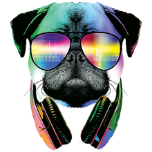 DJ Pug Heat Transfers