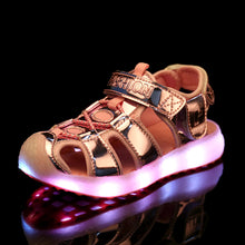 Load image into Gallery viewer, Light Up Led Shoes - Pink