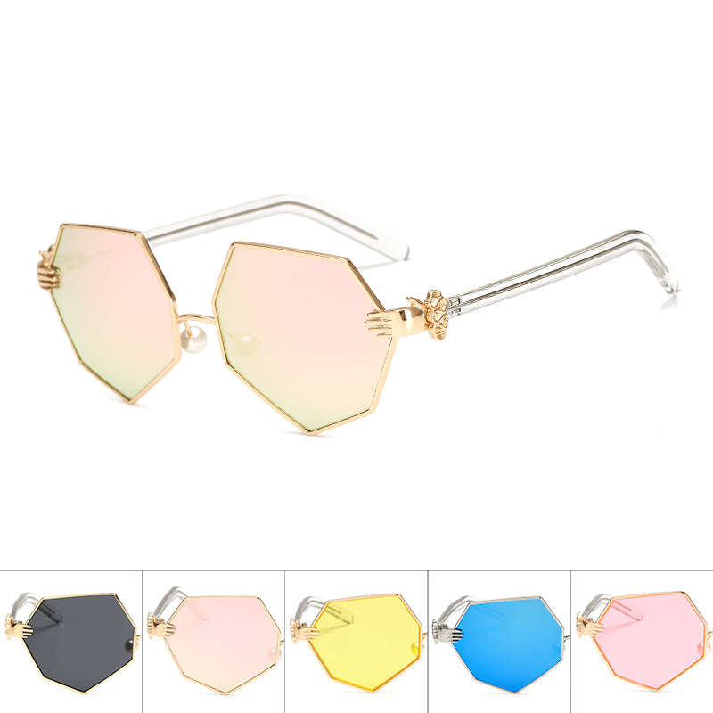 Fashion Aviators Wholesale Bulk Sunglasses - Mix Colors