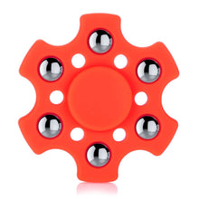 Hexagon ABS Fidget Spinner with r188 Bearing