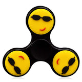 Stress Reliver Emoticon EDC Fidget Spinner