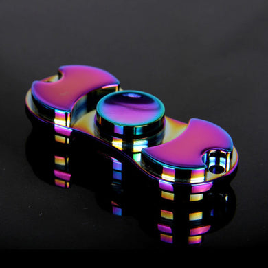 Alloy Rainbow Hand Spinner