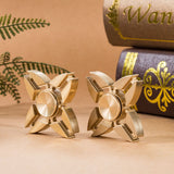 Gold Copper Premium Fidget Spinner