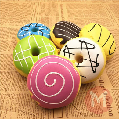 Medium Breadou Squishy  Mix Color - 10cm